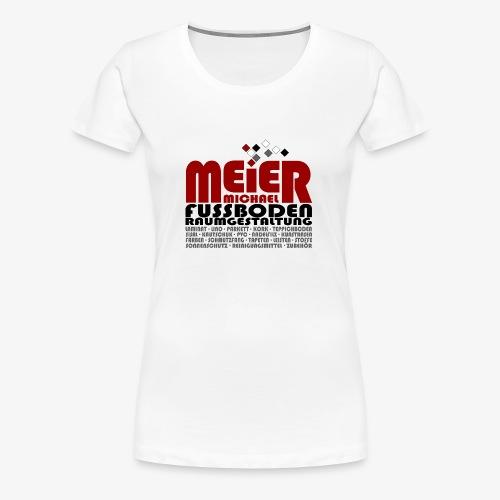 Sport BAG - Frauen Premium T-Shirt