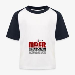Sport BAG - Kinder Baseball T-Shirt