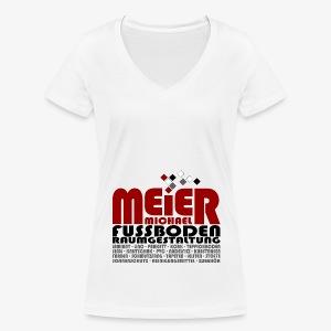 Sport BAG - Frauen Bio-T-Shirt mit V-Ausschnitt von Stanley & Stella