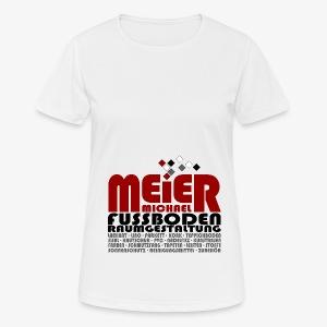 Sport BAG - Frauen T-Shirt atmungsaktiv