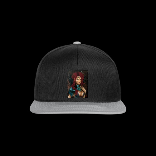 Forrest Nymph - Snapback Cap
