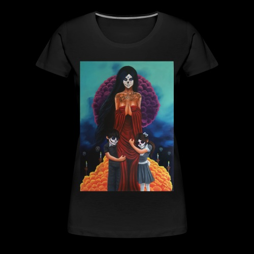 Day of the dead - Women's Premium T-Shirt