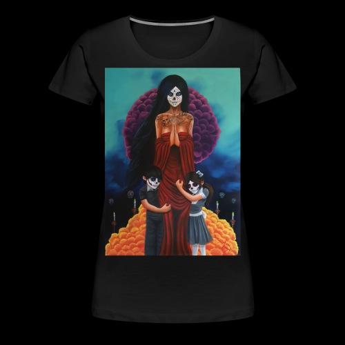 Day of the dead - Women's Premium T-Shirt
