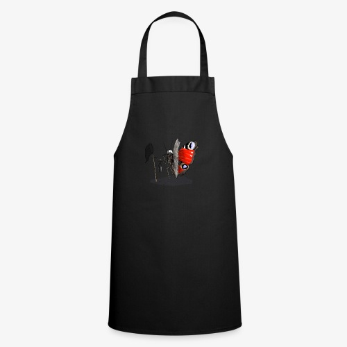 Butterfly Hunter - Cooking Apron