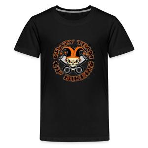 CASQUETTE CTB 2018 - T-shirt Premium Ado