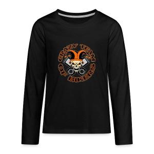 CASQUETTE CTB 2018 - T-shirt manches longues Premium Ado