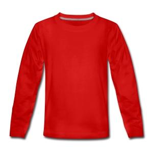 GILET SECURITE CTB - T-shirt manches longues Premium Ado