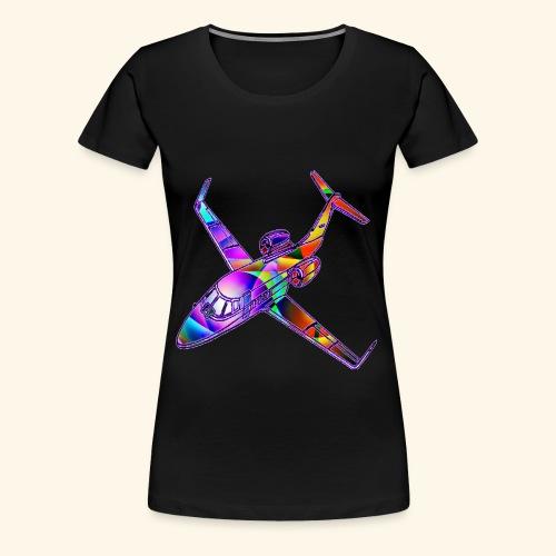 Avion  - T-shirt Premium Femme
