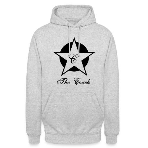 Star - Sweat-shirt à capuche unisexe