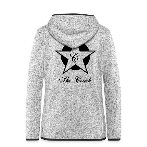Star - Veste à capuche polaire pour femmes