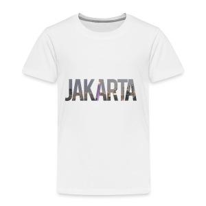 Jakarta vrouwen shirt - Kinderen Premium T-shirt