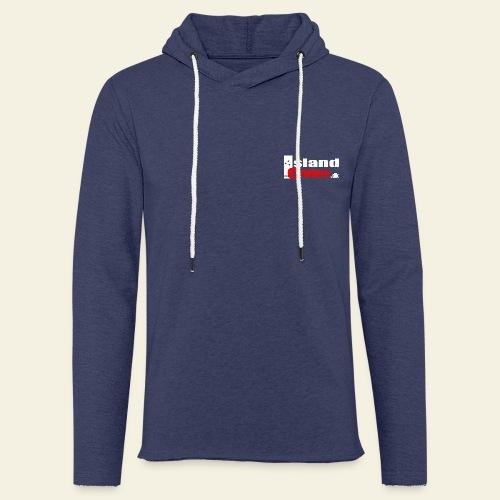 Island Cruisers - Let sweatshirt med hætte, unisex