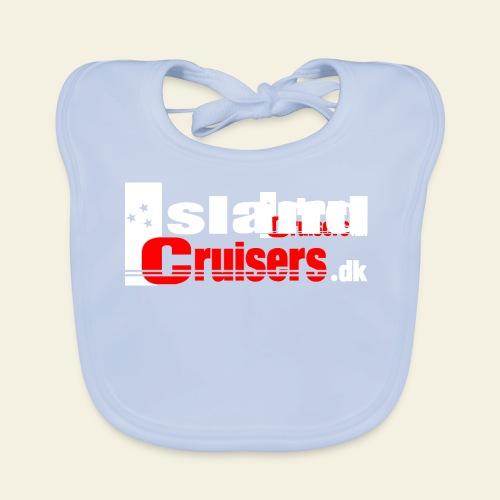 Island Cruisers - Baby økologisk hagesmæk
