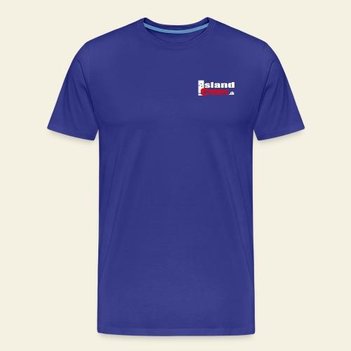 Island Cruisers - Herre premium T-shirt