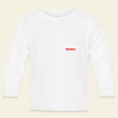 Island Cruisers - Langærmet babyshirt