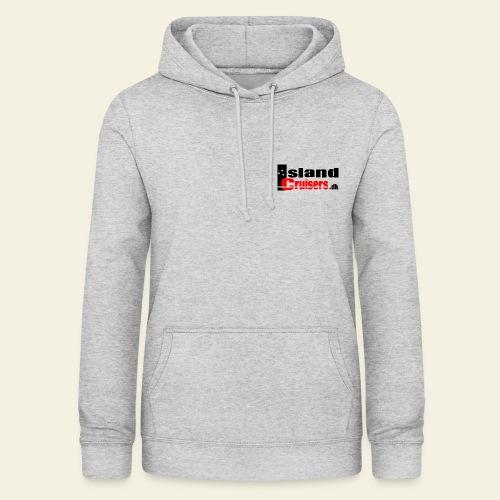 Island Cruisers black - Dame hoodie