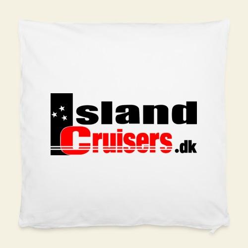 Island Cruisers black - Pudebetræk 40 x 40 cm