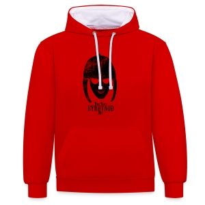 What would Byrhtnoth do? Women's Shirt - Contrast Colour Hoodie