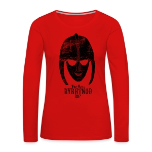 What would Byrhtnoth do? Women's Shirt - Women's Premium Longsleeve Shirt