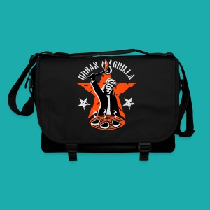 Urban Grilla, barbecue chef / cook - Shoulder Bag