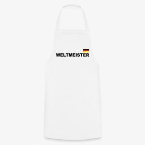 Fussball Weltmeister Germany Fahne Deutschland Sport T-Shirt - Kochschürze