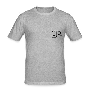 CJR Hoodie - Männer Slim Fit T-Shirt