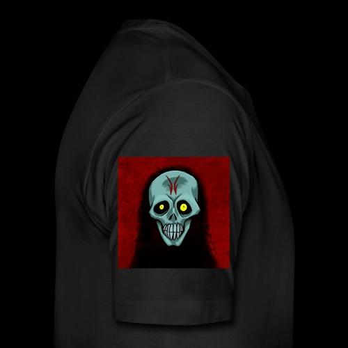 Ghosr skull - Men's Premium T-Shirt