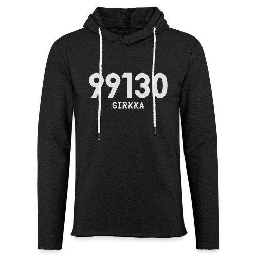 99130 SIRKKA - Kevyt unisex-huppari