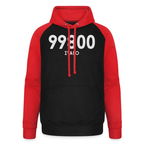99800 IVALO - Unisex baseball-huppari