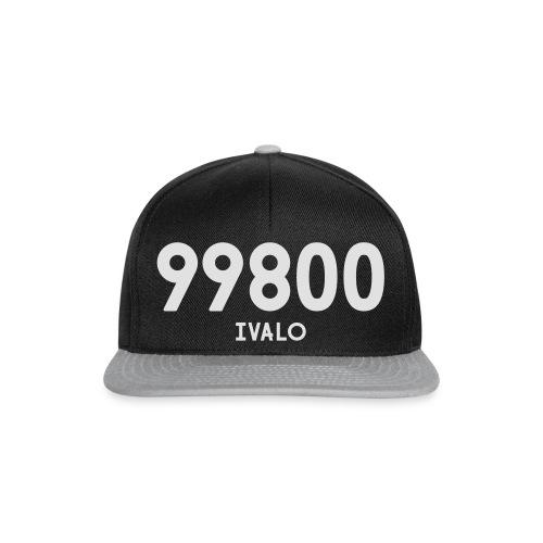 99800 IVALO - Snapback Cap