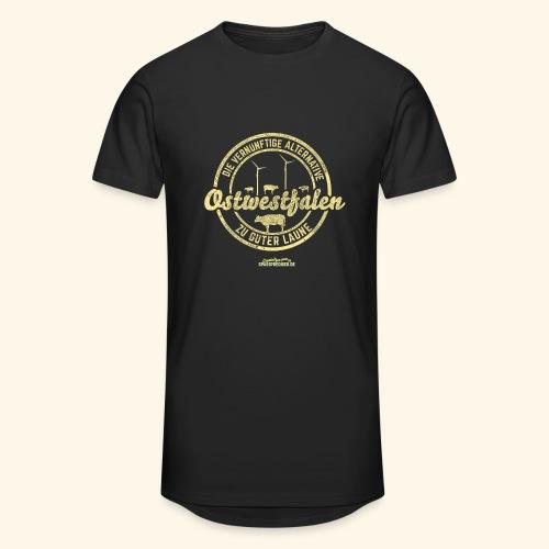 lustiges Sprüche-Shirt Ostwestfalen - Männer Urban Longshirt