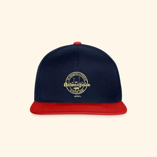 lustiges Sprüche-Shirt Ostwestfalen - Snapback Cap