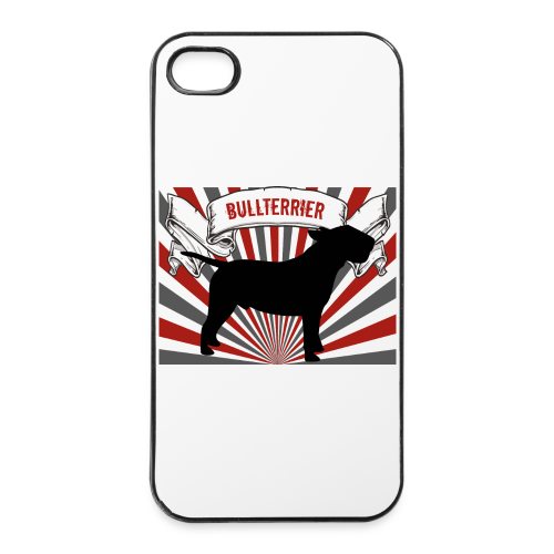 English Bullterrier Sweatshirt - iPhone 4/4s Hard Case