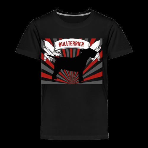 English Bullterrier Sweatshirt - Kinder Premium T-Shirt