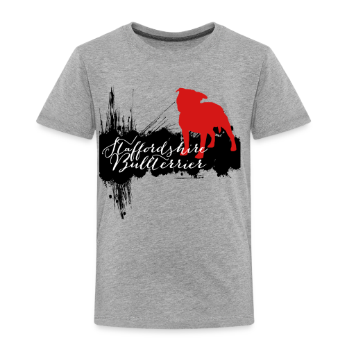 Staffordshire Bullterrier Shirt - Kinder Premium T-Shirt