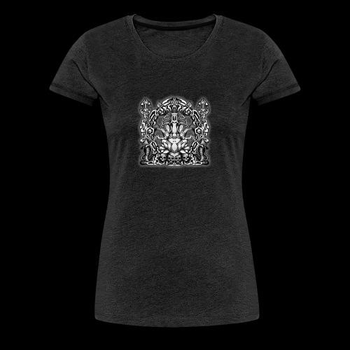 Ohm Ganesh Pro - Long T-SHIRT - Women's Premium T-Shirt