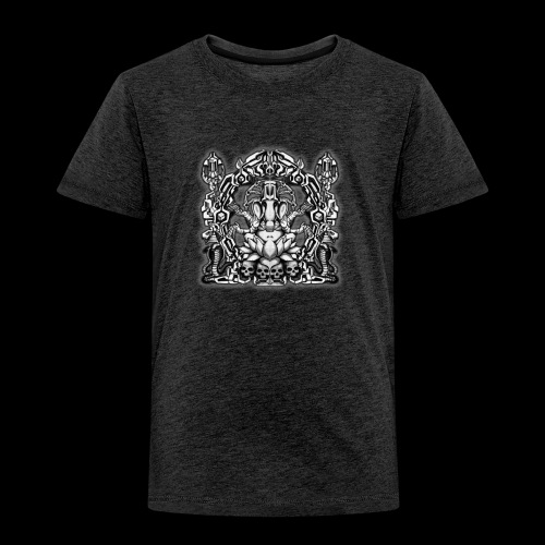 Ohm Ganesh Pro - Long T-SHIRT - Kids' Premium T-Shirt