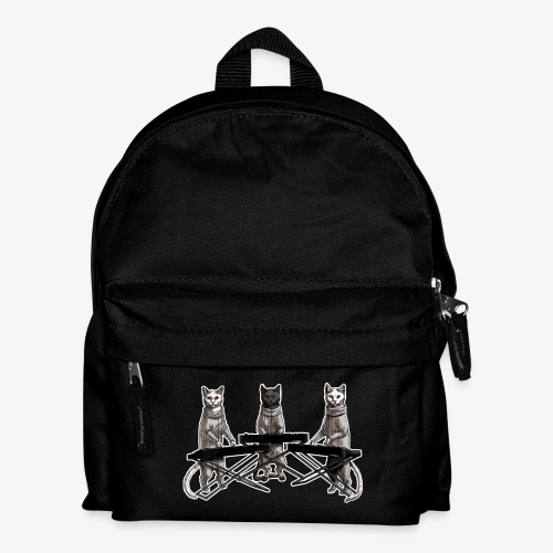 Cat Band - Kids' Backpack