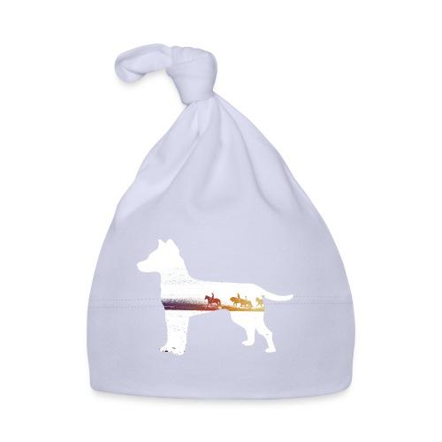 Hund-Ausritt - Baby Mütze