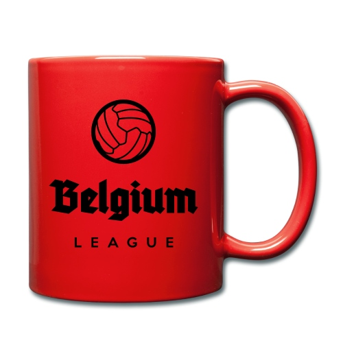 Belgium football - Belgium - Belgie - Mug uni