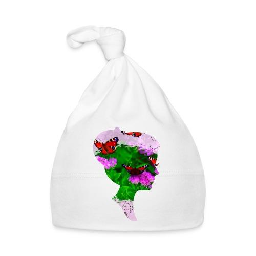 Schmetterling-Dame - Baby Mütze