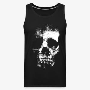 Skull - Männer Premium Tank Top