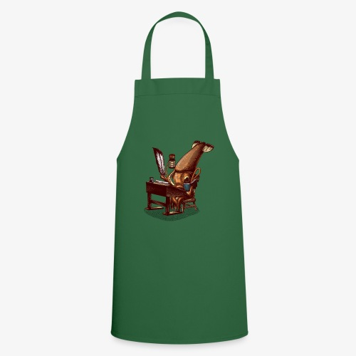 Squid Writer - Cooking Apron