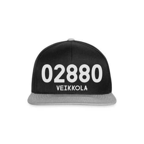 02880 VEIKKOLA - Snapback Cap