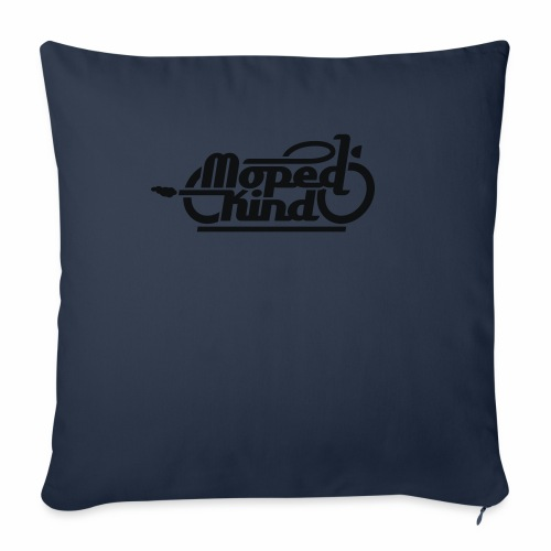 Moped Kind / Mopedkind (V1.0) - Sofa pillow cover 44 x 44 cm