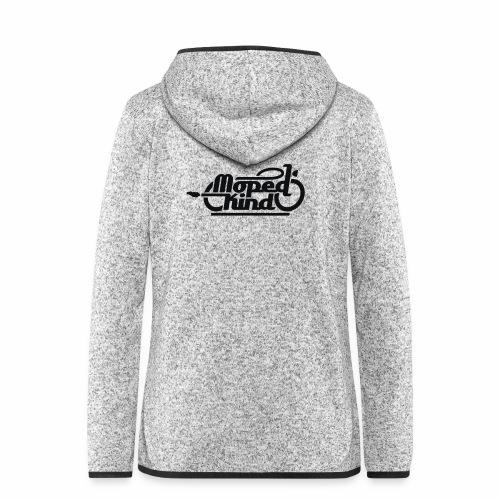 Moped Kind / Mopedkind (V1.0) - Women's Hooded Fleece Jacket