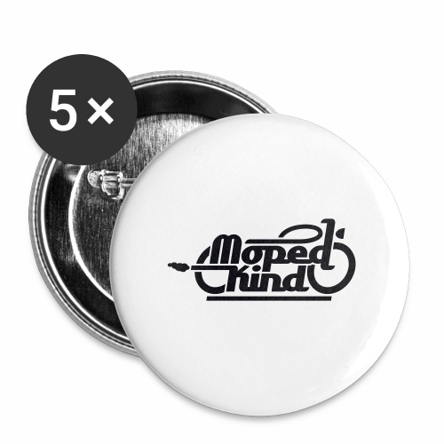 Moped Kind / Mopedkind (V1.0) - Buttons large 56 mm