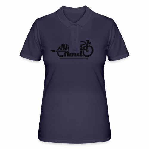 Moped Kind / Mopedkind (V1.0) - Women's Polo Shirt