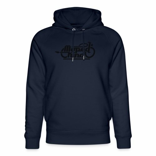 Moped Kind / Mopedkind (V1.0) - Unisex Organic Hoodie by Stanley & Stella