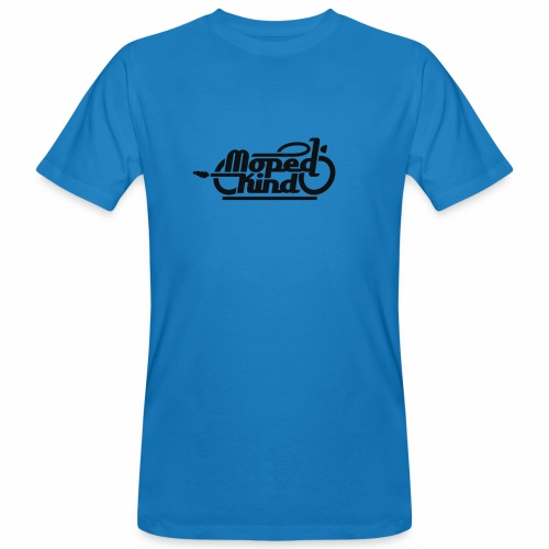 Moped Kind / Mopedkind (V1.0) - Men's Organic T-Shirt